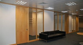 CaseWare UK Ltd - Office Refurbishment and Fit Out - Maidstone, Kent