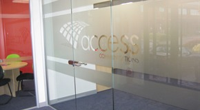 Access Communications Ltd - Office Fit-out and New Furniture - Guildford, Surrey