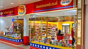 The Stateside Candy Co. - Retail Fit Out - Guildford, Surrey