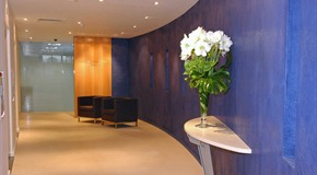 Taube Hodson Stonex - Office fit out - London, SW1