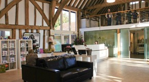 Oak Barn Vets - Fit Out - Guildford, Surrey