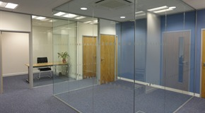 KSC Worldwide Ltd - Office Fit Out, Milton Keynes