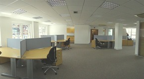 Gerard Daniels - Office Fit-out  - London, SW1