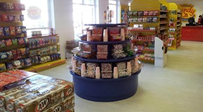 The Stateside Candy Co. - Retail and Warehouse Fit Out - Aldershot, Hampshire
