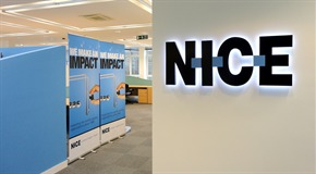 NICE Systems - Office Refurbishment - London, EC1