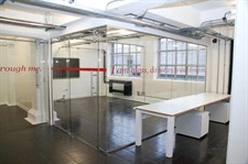 Office fit out London Albion Brand Communications